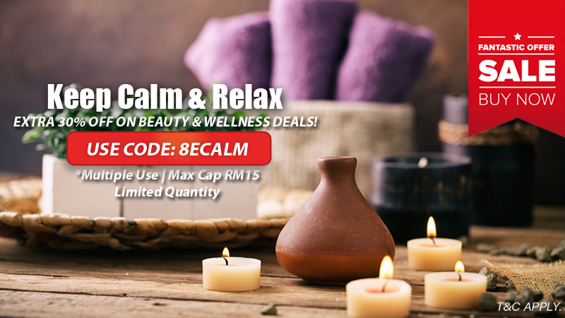 Keep Calm & Relax! Extra 30% OFF on B&W Deals!