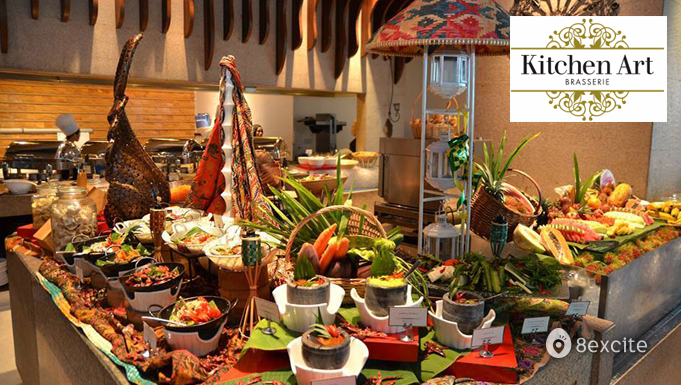 Save Up To 38 On Seafood Bbq Hi Tea Buffet At Kitchen Art